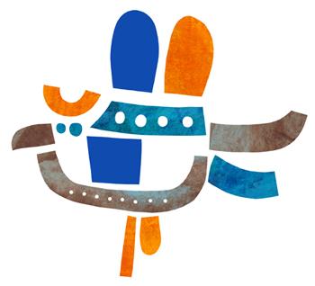 Jacinthe Chevalier animal en morceaux oiseau bird