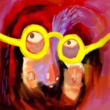 Jacinthe Chevalier visages couleurs corel painter exposition