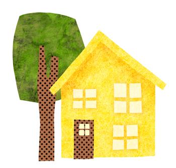 Jacinthe Chevalier maison jaune déménagement