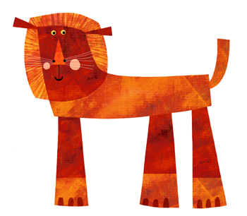 Jacinthe Chevalier lion mini mignon animal