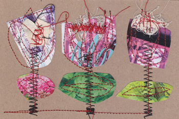 Jacinthe Chevalier musée arts joliette art postal