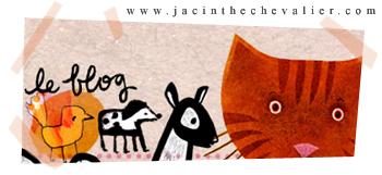 Jacinthe Chevalier - ART - illustration jeunesse